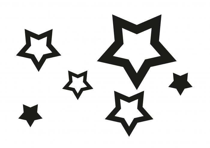 Черно-белые картинки для малышей